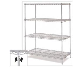 WIRE SHELVING