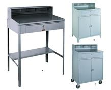 INDUSTRIAL SHOP DESKS