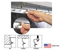 UNIVERSAL STRIP DOOR HARDWARE